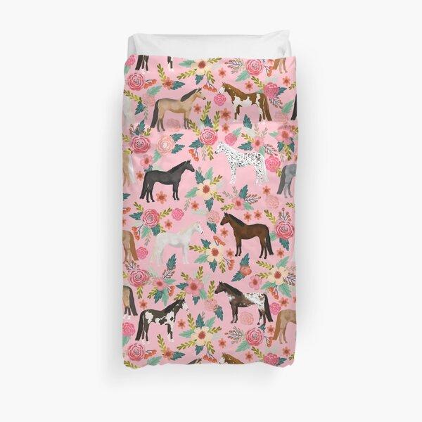 HEOEH Womens Mammal Horse Floral Flower Art Painting Beach Shorts Pants Ladies Boardshort Swimming Trunks