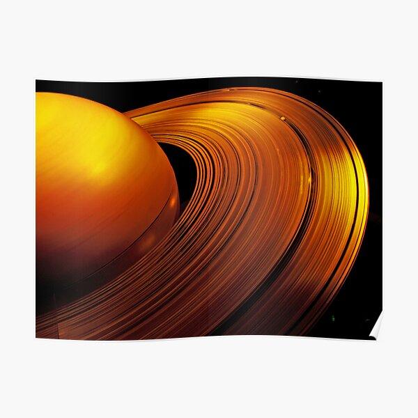 Rings of Saturn Poster