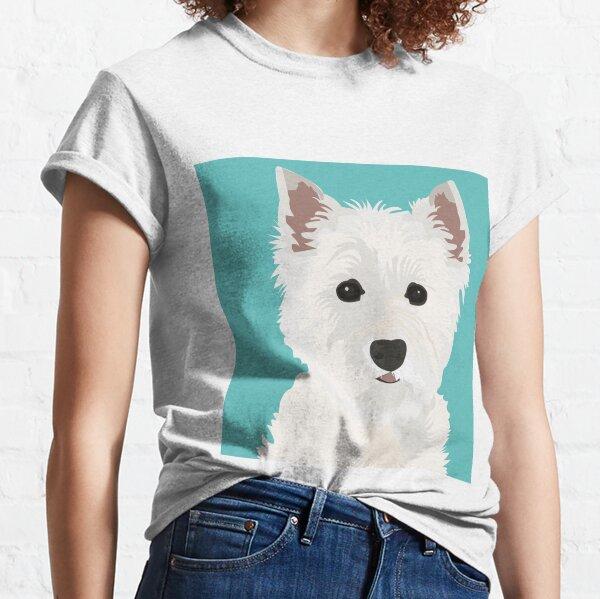 Westie Design Classic T-Shirt