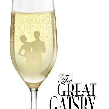 Book Cover Design: The Great Gatsby by MaryKatC