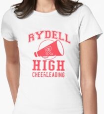Rydell High Cheerleading Women's Fitted T-Shirt