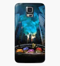 Funda/vinilo para Samsung Galaxy TMNT 3