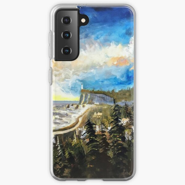 Arcadia Bay Painting Samsung Galaxy Soft Case