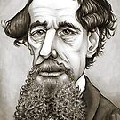 Charles Dickens by Gareth Southwell