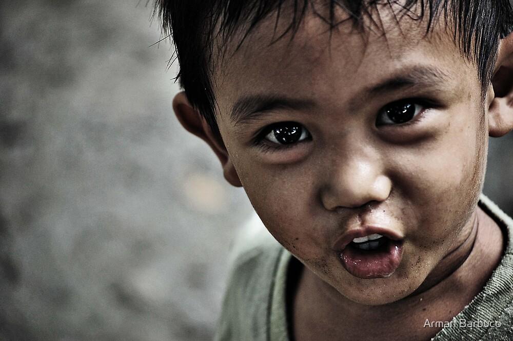 Oi, Boy! by Arman Barbuco