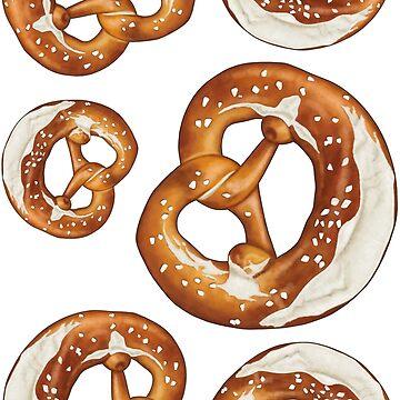 pretzels by ARTemyzz