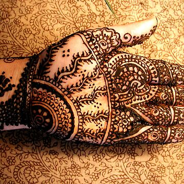 Bridal Hand by bajidoo
