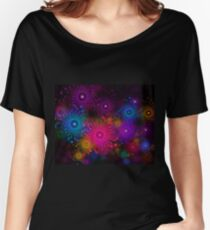 Flowers That Sparkle Women's Relaxed Fit T-Shirt
