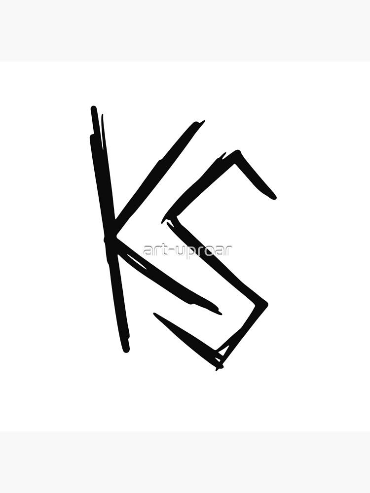 ks logo tote bag by art uproar redbubble redbubble