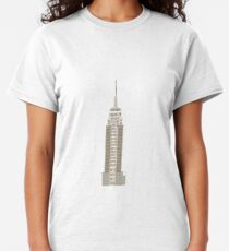 Empire State building Classic T-Shirt