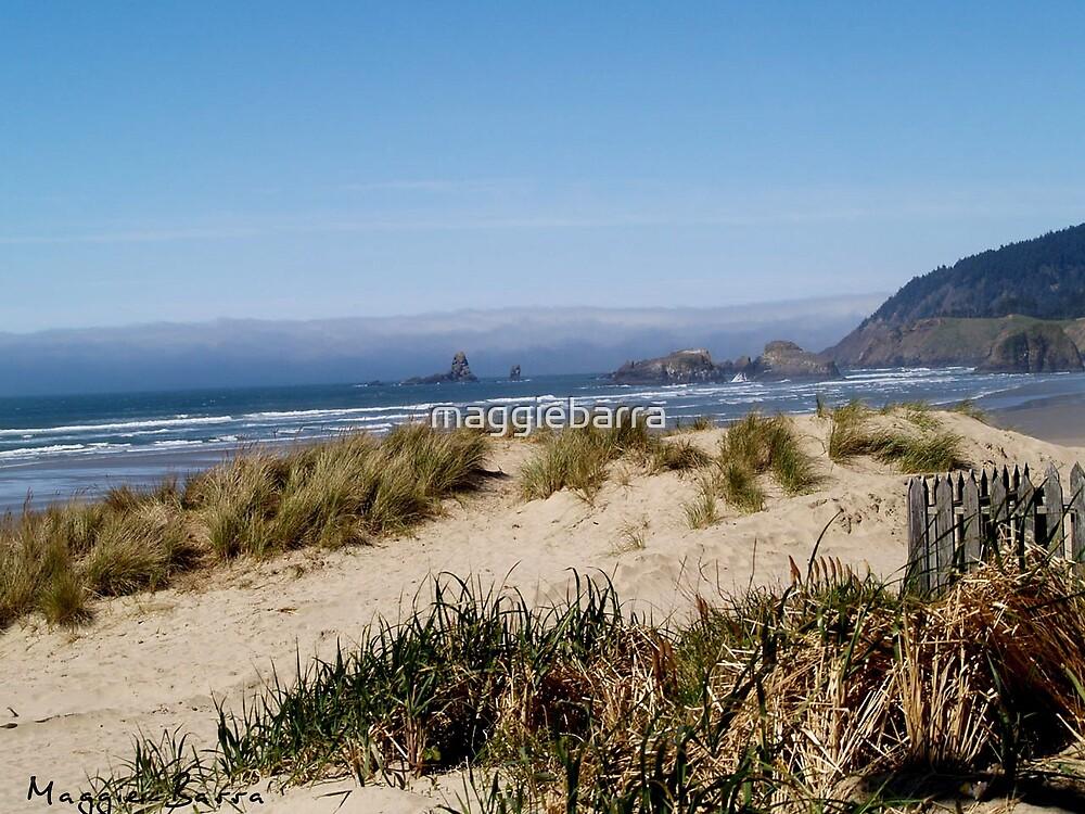 The Beach by maggiebarra