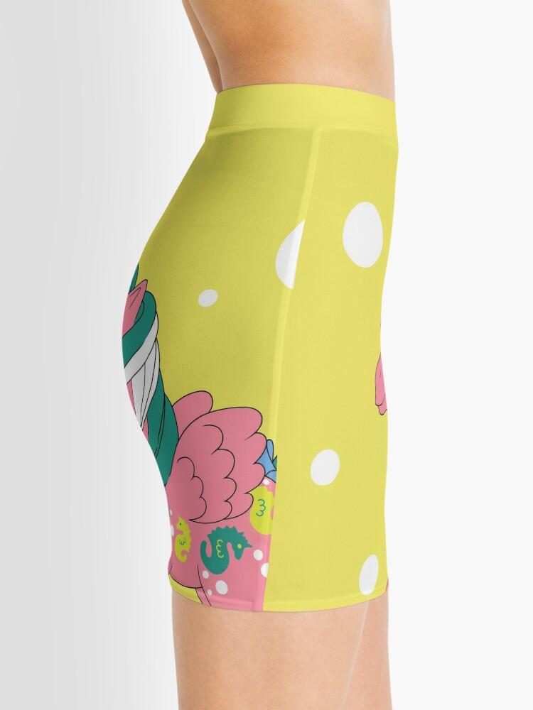 Alternate view of Wave Runner Mini Skirt