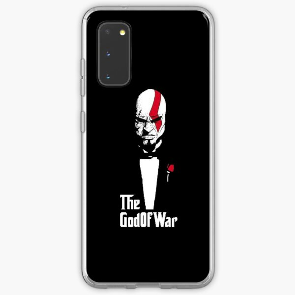 The god of war Samsung Galaxy Soft Case