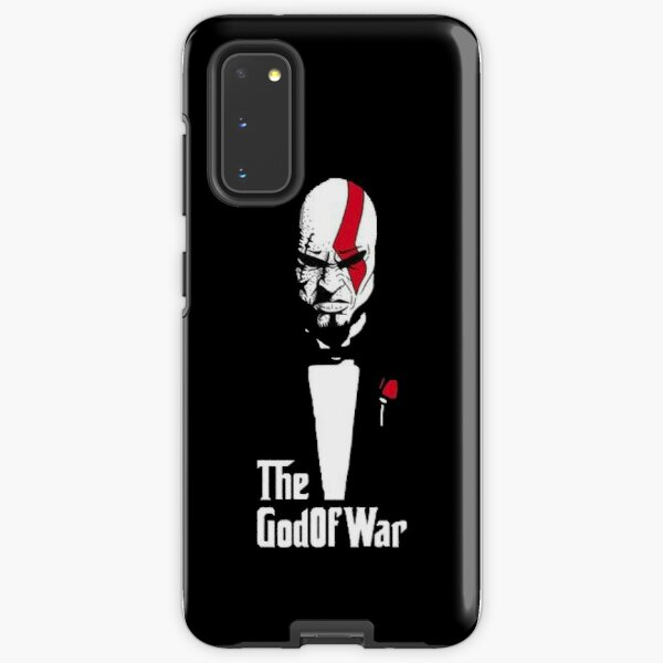 The god of war Samsung Galaxy Tough Case