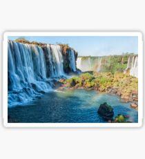 Iguazu Falls - a wider view Sticker