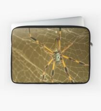 Writing Spiders 2 Laptop Sleeve