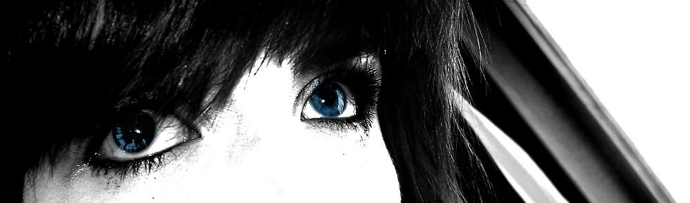 Darkest Eyes... by visualmetaphor