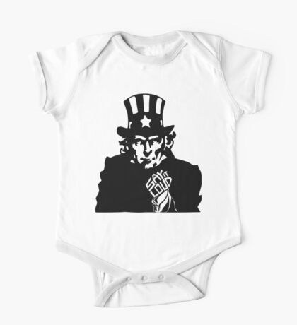SAY IT LOUD: Uncle Sam Kids Clothes