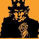 SAY IT LOUD: Uncle Sam by Carbon-Fibre Media