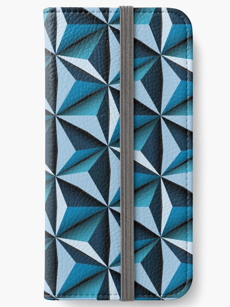 Geometric pattern by Akwarelki