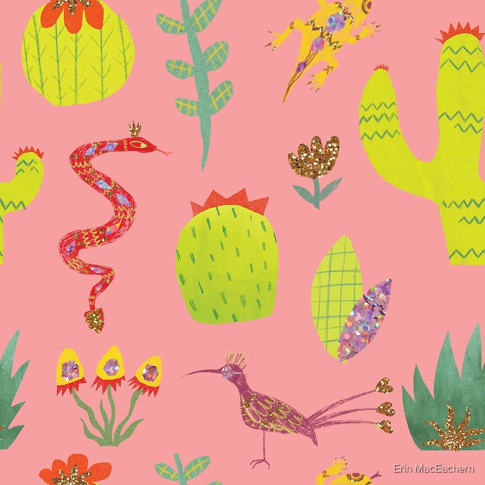Glitter Desert  by Erin MacEachern