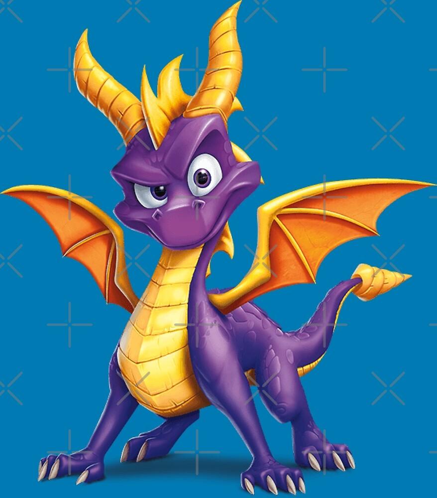 Spyro Reignited by Assassinhedgie