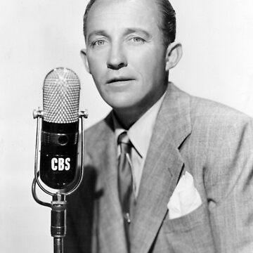 Bing Crosby by JR001