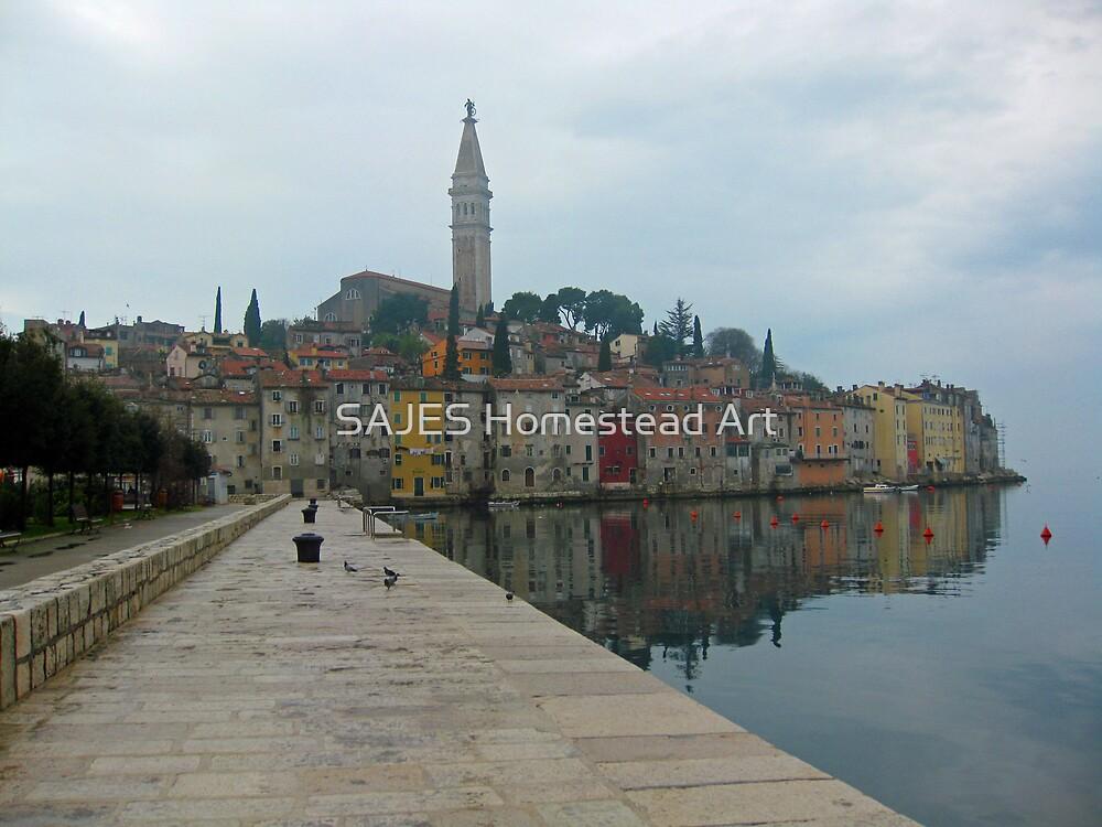 Rovinj, Croatia II by Sue Thompson
