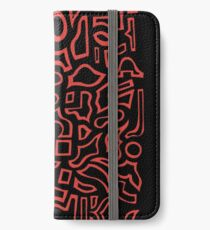 BRED iPhone Wallet/Case/Skin