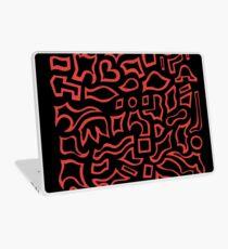 BRED Laptop Skin