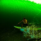 """GreenWave in the BaRReLL of DarKNeSS by Phineous """"Flash""""   Cassidy"""