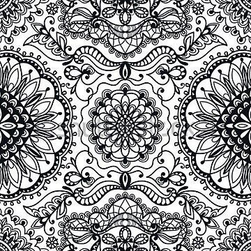 Tribal Pattern by JR001