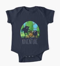Adventure Time - It's time for adventure! One Piece - Short Sleeve