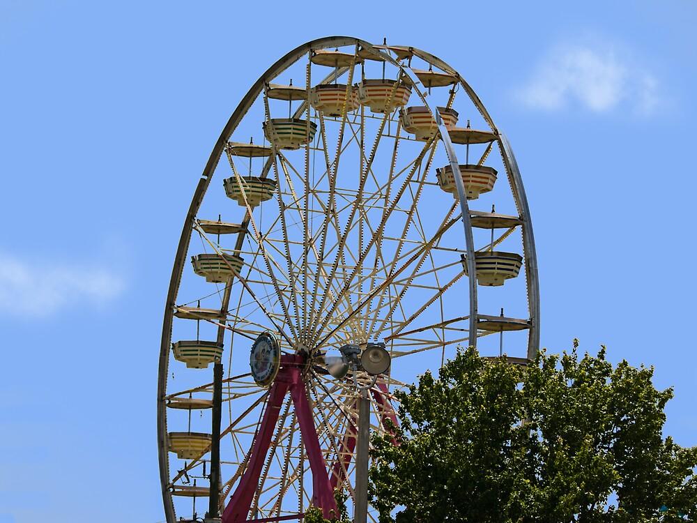 Ferris Wheel by David Akers