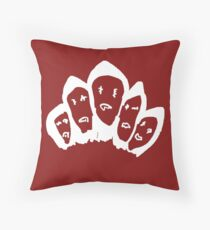 Bringers of the First Throw Pillow