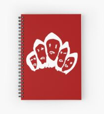 Bringers of the First Spiral Notebook
