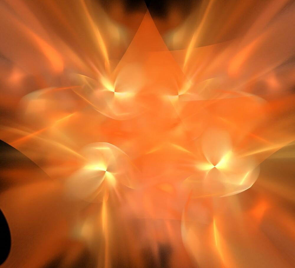dancing flames by innacas