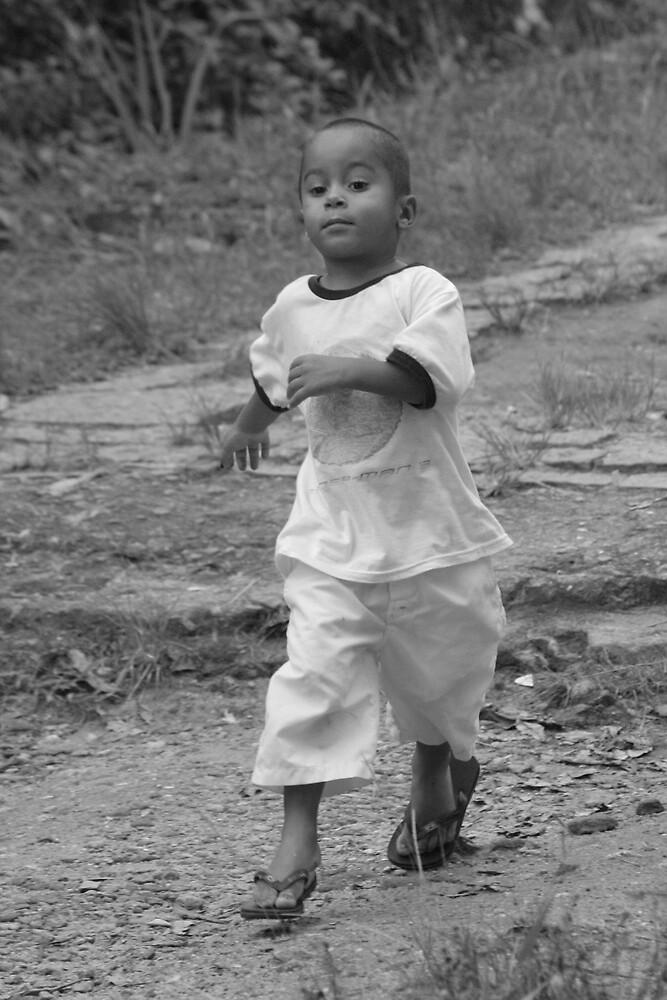 brazilian shiny kid by Alice Rey