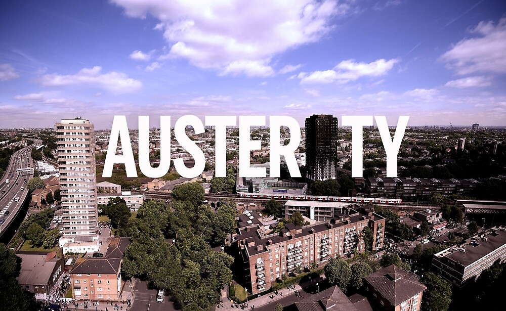 Austerity by christhebarker