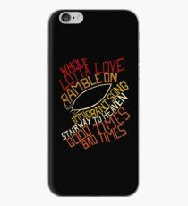 Led Zeppelin - Songs iPhone Case