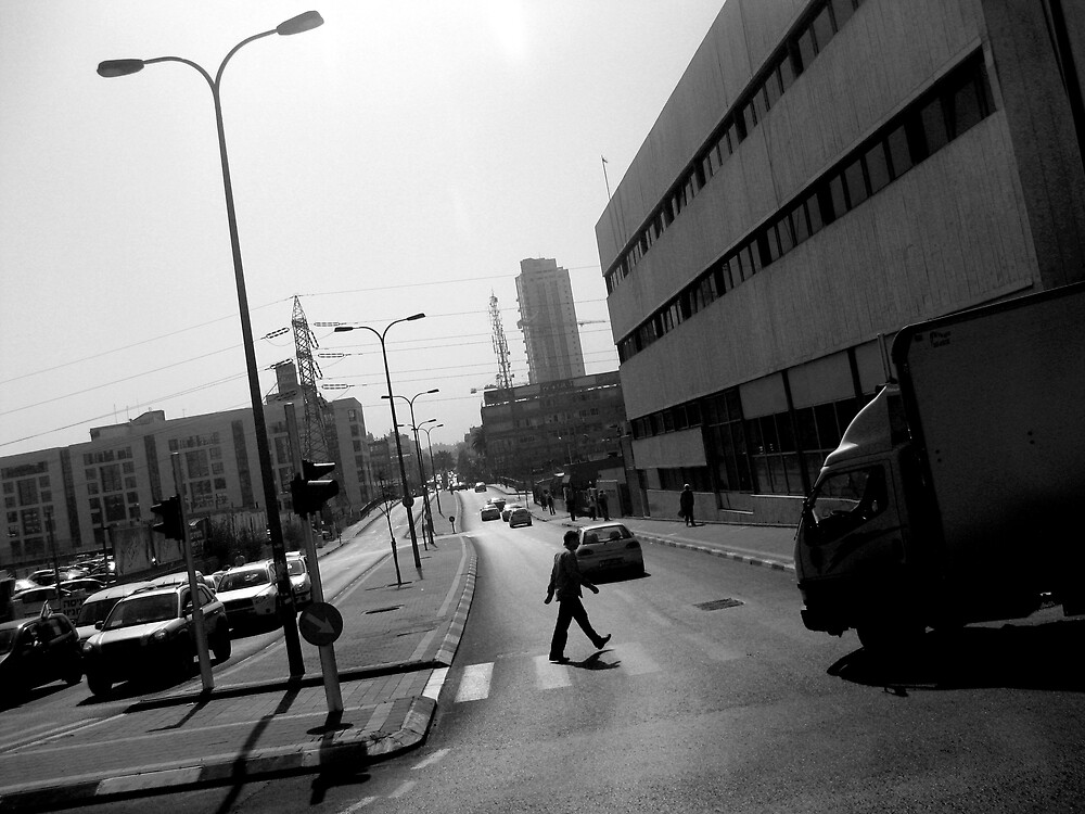 Urban Glimpse by Dan Algina