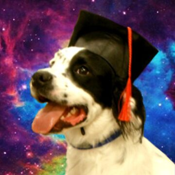Good Dog - Obedience School Graduate by WigOutlet