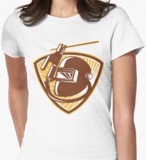 Welding  Women's Fitted T-Shirt