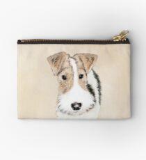 Wire Fox Terrier Studio Pouch