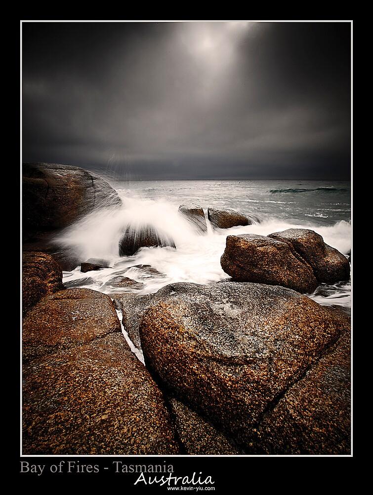Bay Of Fires - Tasmania by Kevin Yiu