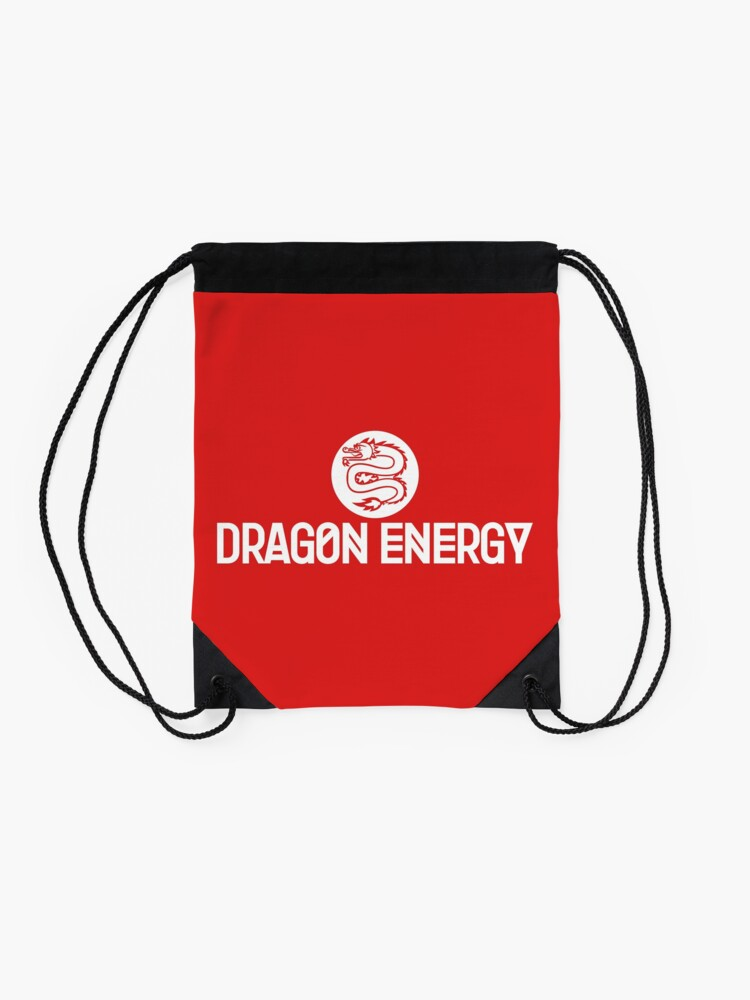 Alternate view of Dragon Energy - Kanye & Trump Power Brothers Drawstring Bag
