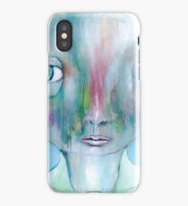 """""""Crying in colours""""  iPhone Case/Skin"""