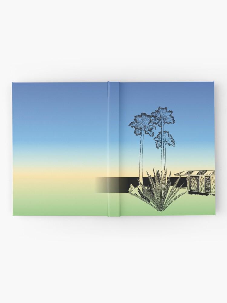 Alternate view of Sunset Hardcover Journal