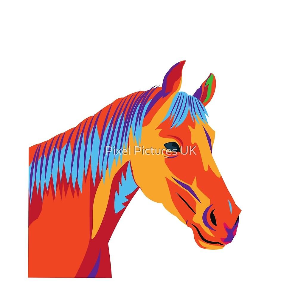 Horse Head by swrecordsuk