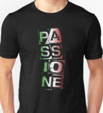 Italy passion Unisex T-Shirt